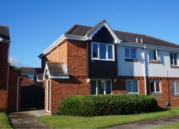 Thumbnail 1 bed flat to rent in Chantry Meadow, Exeter
