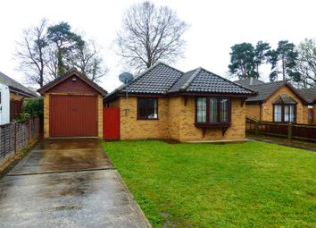 Thumbnail 3 bed bungalow to rent in Meadow Drive, Lakenheath, Brandon