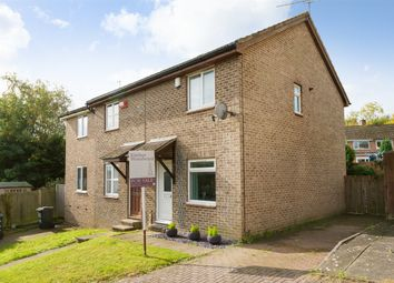 Thumbnail 2 bed semi-detached house for sale in Westgate Close, Canterbury, Kent