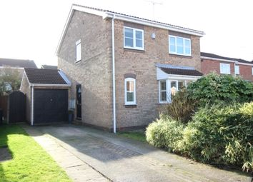 Thumbnail 4 bed detached house for sale in Wheat Croft, Worksop