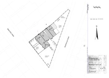 Thumbnail Land for sale in Braxted Park, London