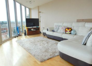 Thumbnail 2 bedroom flat to rent in Glass Wharf, Temple Quay, Bristol