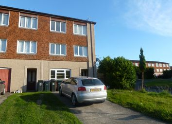 Thumbnail 4 bed town house to rent in Willow Mews, Forest Drive, Tidworth