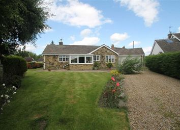Thumbnail 3 bed detached bungalow for sale in Lawnfield Road, Bishop Monkton, Harrogate, North Yorkshire