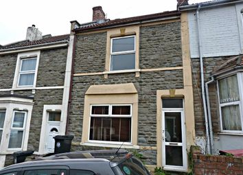 Thumbnail 2 bed terraced house for sale in Upper Street, Bristol
