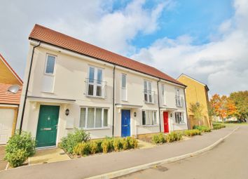 2 bed terraced house to rent in Farmers Row, Fulbourn, Cambridge CB21