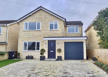 Thumbnail 4 bed detached house for sale in Conway Road, Chippenham, Wiltshire