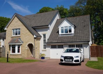 Thumbnail 4 bed detached house for sale in 55 Burnbank Meadows, Kinross, Kinross-Shire