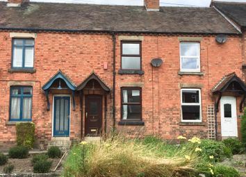 Thumbnail 2 bedroom terraced house for sale in Mayfield Road, Ashbourne