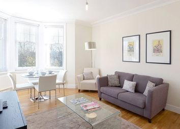 Thumbnail 1 bed flat to rent in Hamlet Gardens, Ravenscourt Park