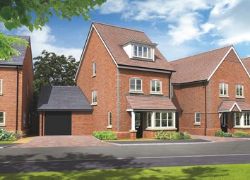 "Thumbnail 3 bed property for sale in ""The Darwin"" at Basingstoke Road, Spencers Wood, Reading"