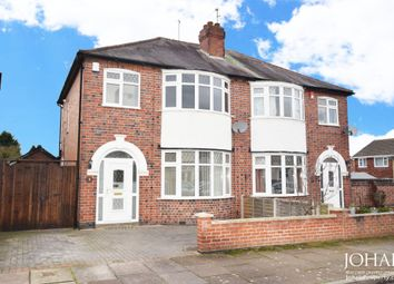 Thumbnail 3 bedroom semi-detached house to rent in Yardley Drive, Leicestershire