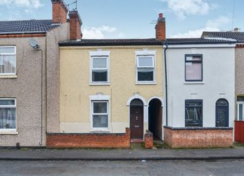 Thumbnail 3 bed terraced house for sale in Stephen Street, Rugby