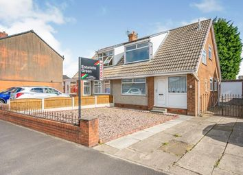 Thumbnail 3 bed semi-detached house for sale in Lowfield Lane, St. Helens, Merseyside, .