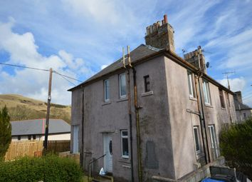 Thumbnail 2 bed flat for sale in Main Road, Steelend, Dunfermline