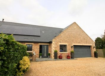 Thumbnail 4 bed detached house for sale in Maxey Road, Deeping Gate, Peterborough