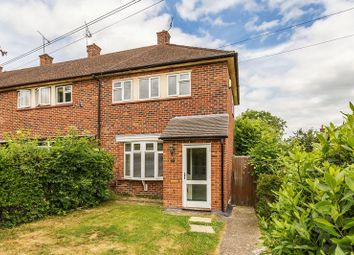 Thumbnail 2 bed end terrace house for sale in Radstock Way, Merstham, Redhill, Surrey