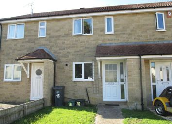 Thumbnail 2 bed terraced house to rent in Evesham Avenue, Yeovil