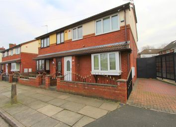 Thumbnail 3 bed semi-detached house for sale in Rossall Road, Old Swan, Liverpool