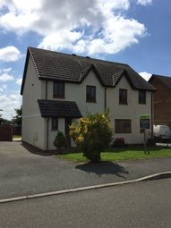 Thumbnail 3 bed end terrace house for sale in Honeyborough Grove, Neyland, Milford Haven