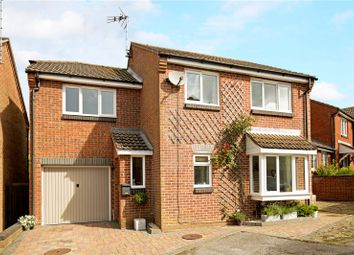 Thumbnail 4 bed detached house for sale in Windsor Close, Southwater, Horsham, West Sussex