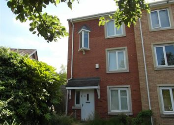 Thumbnail 3 bed town house to rent in Sadler Court, Hulme, Manchester