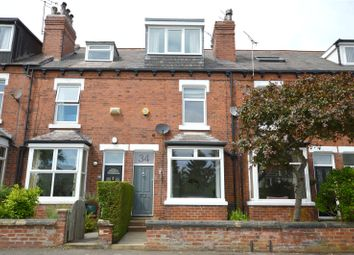 Thumbnail 4 bedroom terraced house for sale in Chandos Place, Roundhay, Leeds