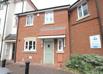 Thumbnail 3 bed end terrace house to rent in Caxton Close, Tiptree, Colchester