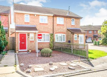 Thumbnail 3 bed semi-detached house for sale in Nightingale Court, Peterborough