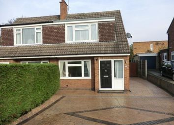 Thumbnail 3 bed semi-detached bungalow to rent in Hazelwood Avenue, Garforth, Leeds