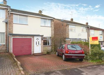 Thumbnail 3 bed end terrace house for sale in Epsom Crescent, Newbury