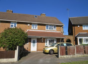 Thumbnail 3 bed semi-detached house for sale in Irvine Road, Walsall