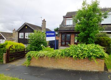 Thumbnail 3 bedroom semi-detached house for sale in Holmwood Avenue, Meanwood, Leeds
