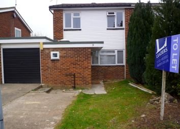 Thumbnail 3 bedroom semi-detached house to rent in Pontoise Close, Sevenoaks
