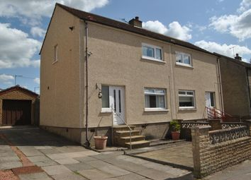 Thumbnail 2 bed semi-detached house for sale in North Dryburgh Road, Wishaw