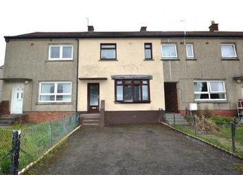 Thumbnail 1 bed terraced house for sale in Avisyard Avenue, Cumnock, East Ayrshire