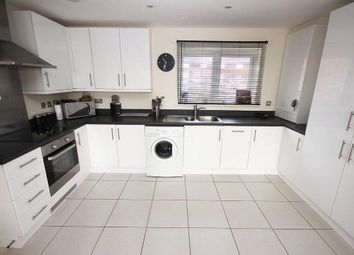 Thumbnail 2 bed flat to rent in Darwin Rise, Northfleet, Gravesend