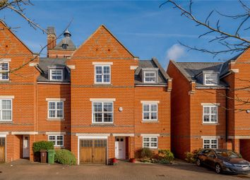 5 bed terraced house for sale in Beningfield Drive, Napsbury Park, St. Albans, Hertfordshire AL2