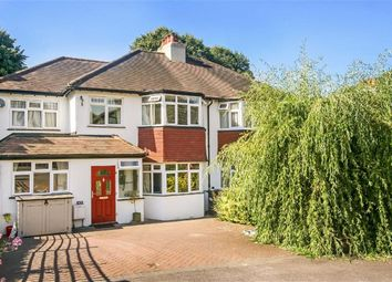 Thumbnail 4 bedroom semi-detached house for sale in Purley Bury Avenue, Purley, Surrey