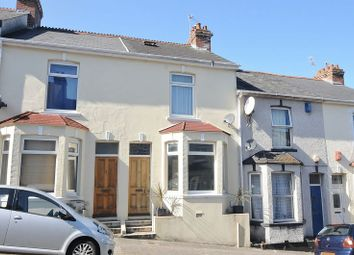 Thumbnail 2 bed terraced house for sale in Balmoral Avenue, Plymouth