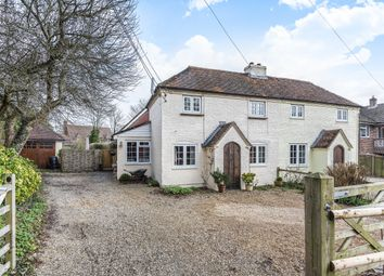 Thumbnail 3 bedroom semi-detached house for sale in Mount Road, Highclere