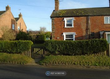 Thumbnail 2 bed semi-detached house to rent in Hill Rise, Rothwell, Market Rasen