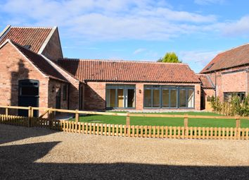 Thumbnail 2 bed barn conversion for sale in Newcastle Street, Tuxford, Newark
