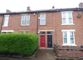 Thumbnail 2 bed flat for sale in Malcolm Street, Heaton, Newcastle Upon Tyne
