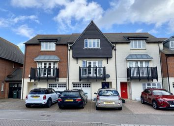 Thumbnail 3 bed terraced house for sale in Admiralty Way, Eastbourne
