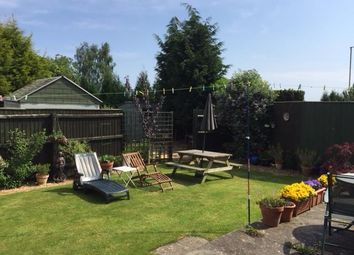 Thumbnail 3 bed bungalow to rent in Bryony Close, Eastrea, Peterborough