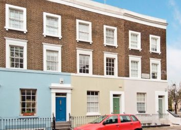 Thumbnail 4 bed end terrace house to rent in Queensdale Road, London