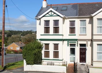 Thumbnail 3 bedroom end terrace house for sale in Moorland Avenue, Plympton, Plymouth