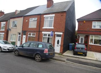 Thumbnail 3 bedroom end terrace house for sale in Prospect Street, Mansfield