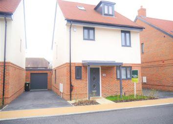 Thumbnail 4 bedroom property for sale in Daneshill Court, Lychpit, Basingstoke